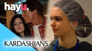 Kendall & Kylie Visit a Homeless Shelter | Keeping Up With The Kardashians