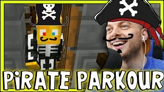 Minecraft - PIRATE PARKOUR! - Tall Dropper Map! [5]