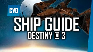 Destiny Spaceship Guide | Destiny @ 3