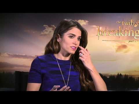 Breaking Dawn Interview: Nikki Reed & Elizabeth Reaser