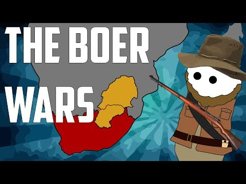 A Brief History of The Boer Wars