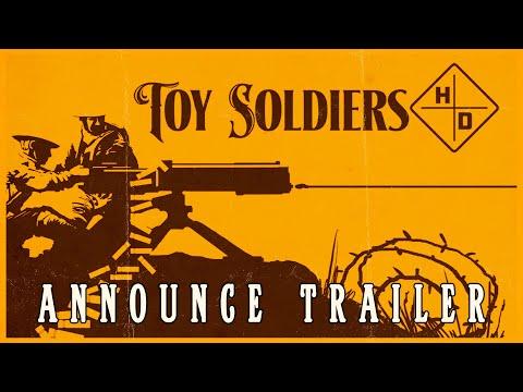 Toy Soldiers выпустят на современных платформах, в том числе на Xbox One