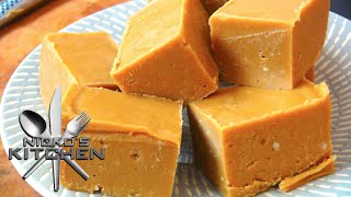 How To Make Peanut Butter Fudge - Video Recipe