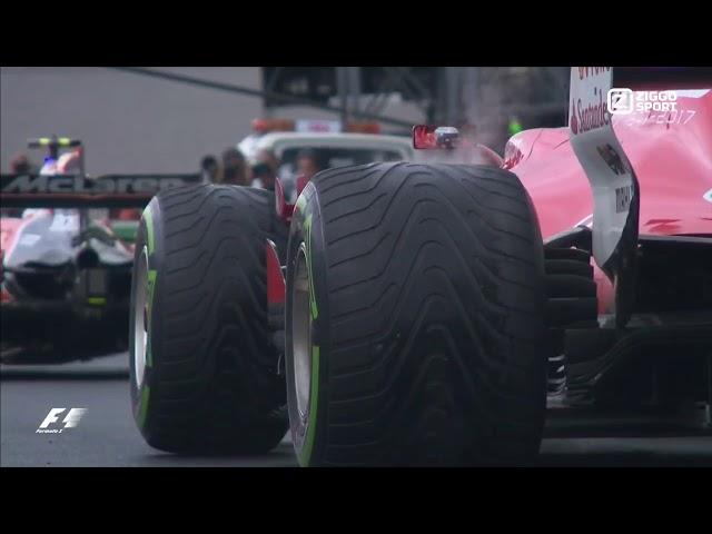 Formule 1 GP Itali├Ф Kwalificatie hoogtepunten Ziggo Sport