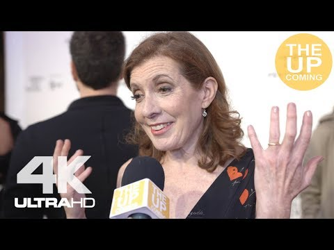Susanna White interview Woman Walks Ahead premiere at Tribeca Film Festival 2018