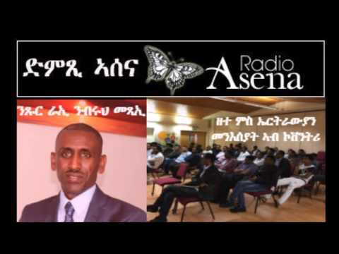 Voice of Assenna: Clear Vision for a Bright Future  - Amanuel Eyasu with Eritrean Youth in Coventry