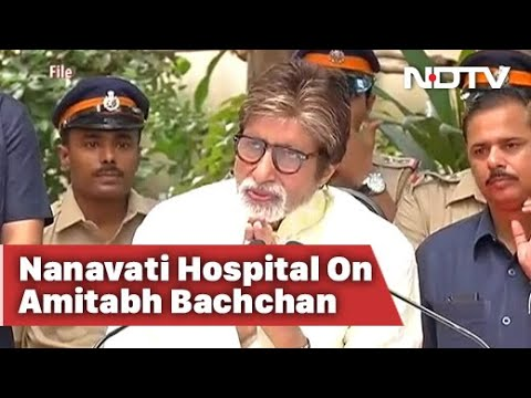 """COVID-19 Positive Big B Is """"Stable With Mild Symptoms"""": Hospital"""