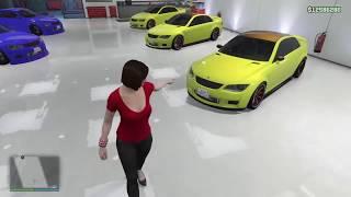Solo sin ayuda ¡dinero para pobres! Clonar coches gratis en gta v online 1. 45