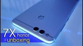Download Video La gama media se PONE GUAPA!!! Honor 7X, unboxing e impresiones MP3 3GP MP4