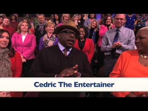Ask Steve - Cedric The Entertainer