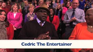 Ask Steve - Cedric The Entertainer