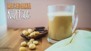 Easy Macadamia Nut Latte Recipe | Keto
