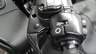 How To Install 13 tall Road 6 Customs Handlebars on a 2015 & newer Road Glide with cables & wiring