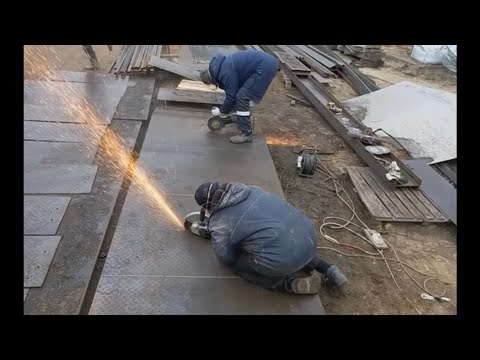 3 лёгких способа ровно разрезать металлический лист болгаркой
