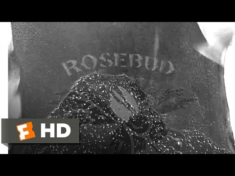 Citizen Kane - Rosebud Scene (10/10) | Movieclips