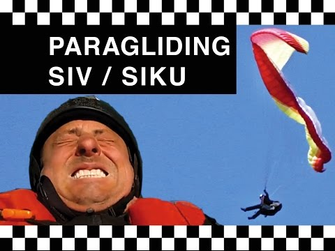 140528 #Paragliding Best of SIKU / SIV Safty Training Walensee Dani Loritz, Test Ozone Swift 2 ***