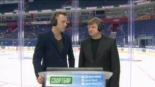 Сергей Трудаков в прямом эфире на БСТ