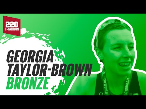 Georgia Taylor-Brown's post-Montreal WTS interview