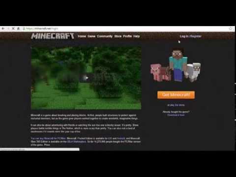 Como canjear un Codigo Para tener Minecraft Premium - YouTube