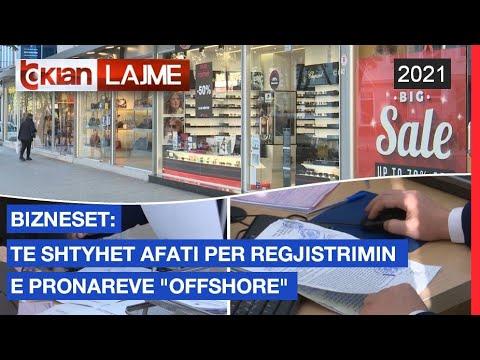 Bizneset: Te shtyhet afati per regjistrimin e pronareve Offshore | Lajme - News