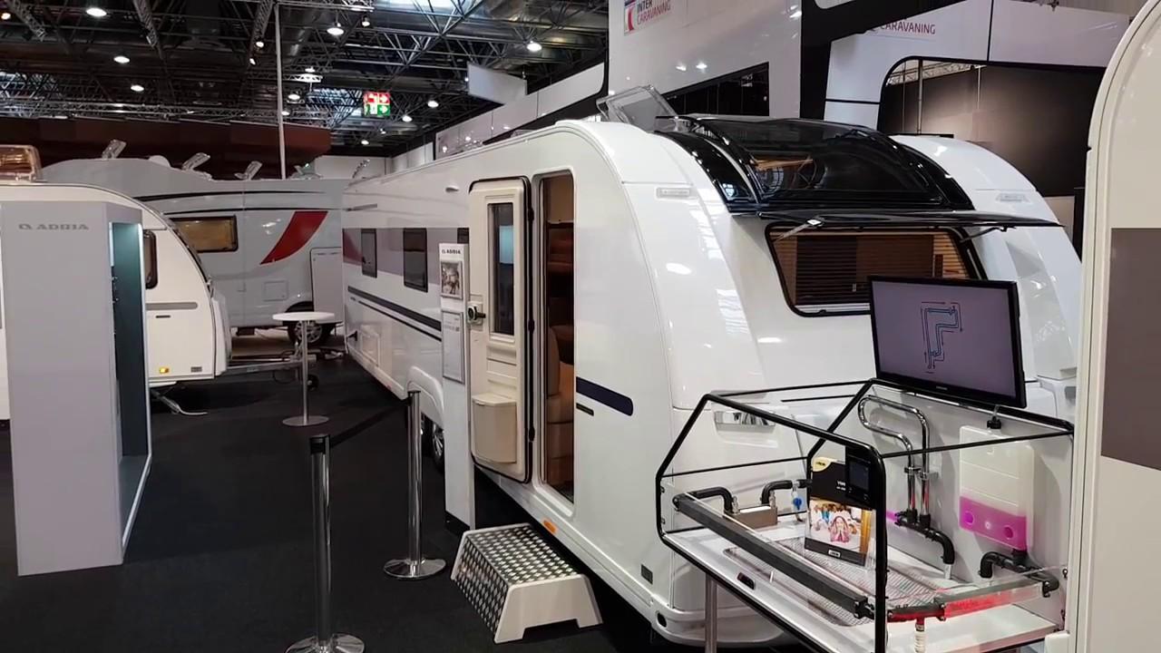 Adria | Alpina 903 HT | Modell 2018 | Caravan Wohnwagen | Quick Review | Caravan Salon 2018