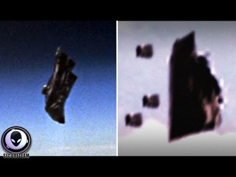 13,000 Year Old 'Black Knight' UFO Video Reignites One Of The Original Conspiracy Theories