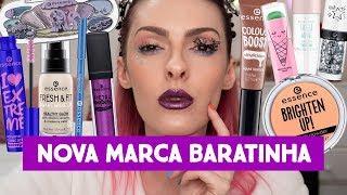 ESSENCE NOVA MARCA DE MAKE BARATINHA NO BRASIL - Karen Bachini