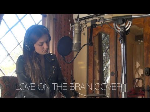 Rihanna - Love on the Brain - cover by Brianna...