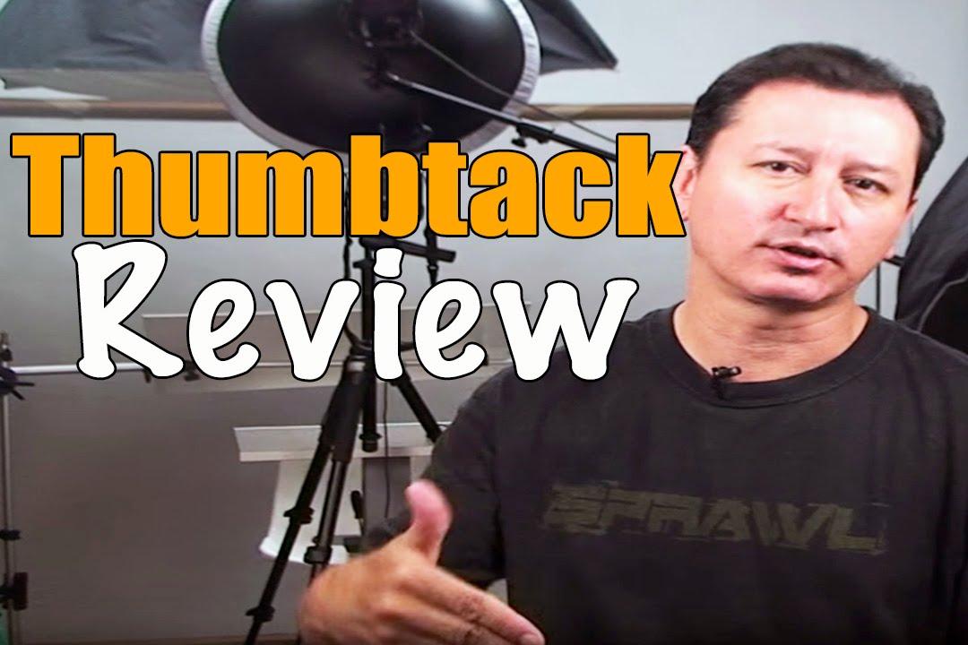 Thumbtack Review - YouTube