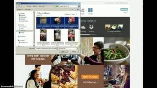 How Create Collage Cover Facebook