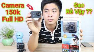 Mở Hộp Camera Hành Trình Full HD 1080 Giá 150K trên mạng và Cái Kết....