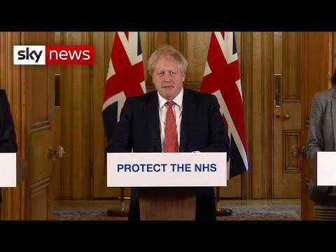 In full: PM orders closures of UK pubs, cinemas and restaurants