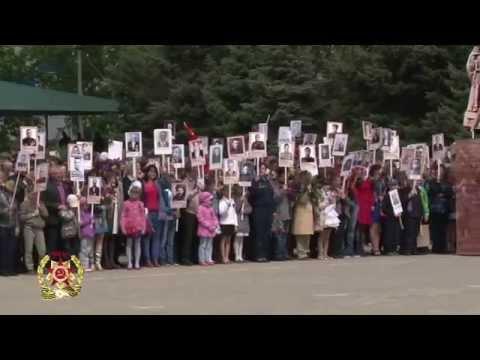 День Победы в городе Изобильном