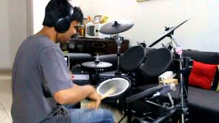 ABCD 2- Bezubaan Phir Se (Drums & Djembe Cover) Parth Saini