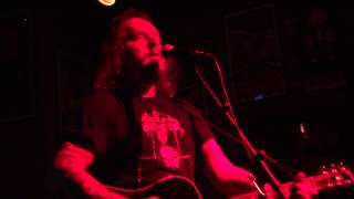 James Hunnicutt - Live Fast, Love Hard, Die Young (Faron Young cover) @ Reggies  12/29/13