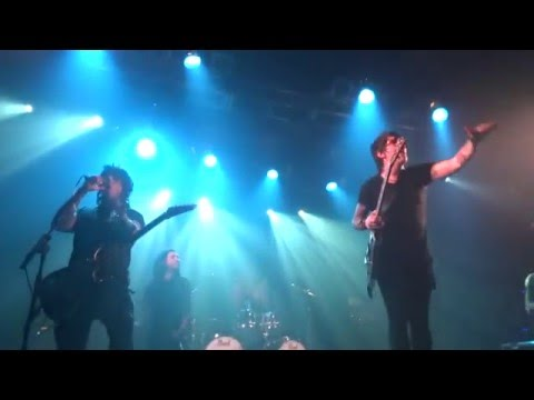 Escape The Fate-Remember Every Scar(Live@London Electric Ballroom 2016)
