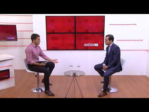 AHORA TV | Entrevista con Juan Ignacio Leiva