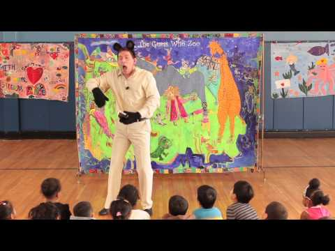Guess Who Zoo at P.S.1 School