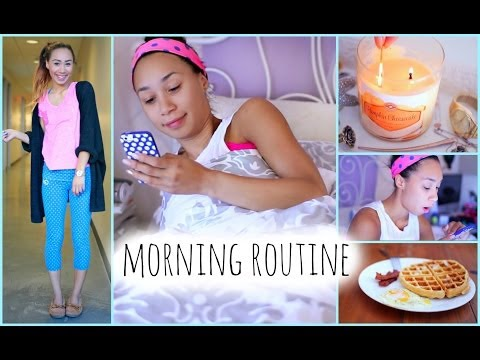 Morning Routine! ☼ | MyLifeAsEva from YouTube · Duration:  4 minutes 57 seconds