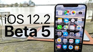 iOS 12.2 Beta 5 is Out! - What's New?