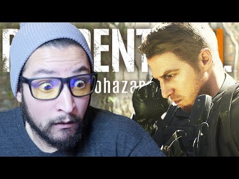 CHRIS REDFIELD RETURNS - RESIDENT EVIL 7 NOT A HERO DLC