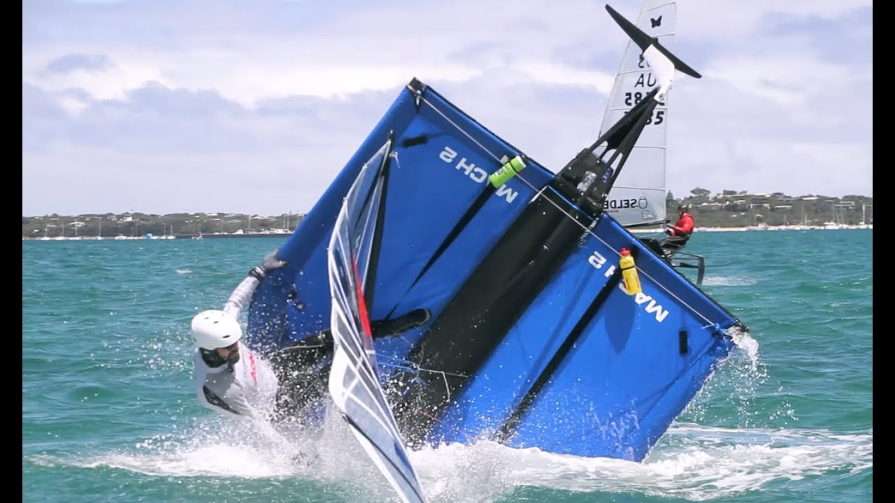 Foiling Week 2018 Pt 2 Foiling Sail For The Rest Of Us
