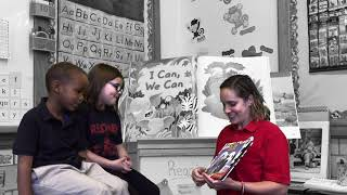 Imagine for Youth Grant Proposal VR Technology Mrs. Helbergs Kindergarten Classroom