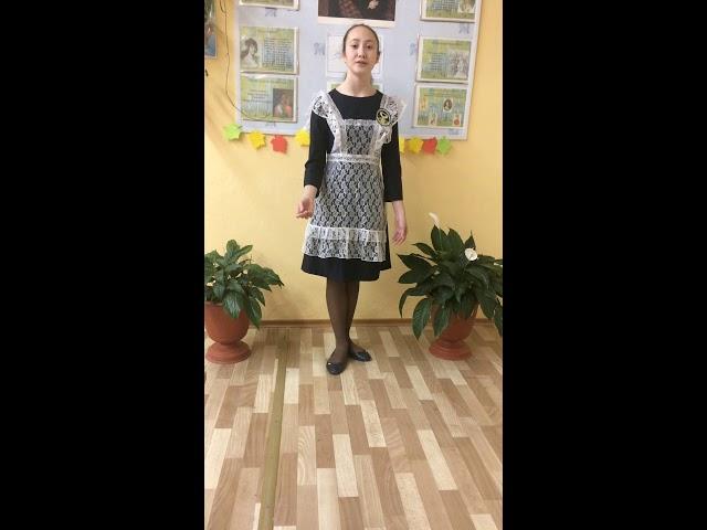 Изображение предпросмотра прочтения – АлинаПетрова читает произведение «Стихотворение в прозе Когда меня не будет» И.С.Тургенева