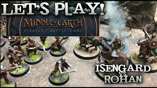 Let's Play! - The Middle Earth Strategy Battle Game by Games Workshop