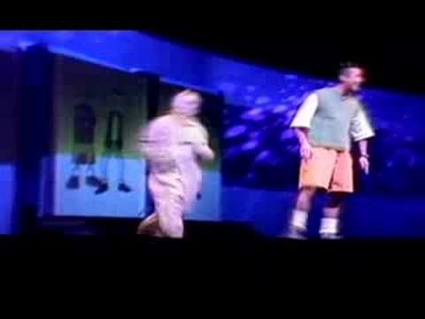 "Dissneyworld MGM - ""Doug"" the Musical Stage Show - Pt. 1 - March 2001"