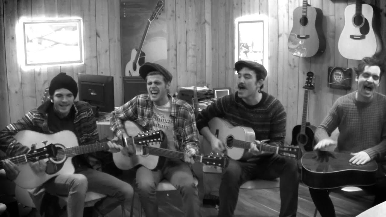 Hudson Taylor - Pray For The Day (Acoustic) - Live from Freshman Guitars