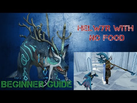 A Beginners' Guide To Helwyr | Runescape 3 | God Wars 2