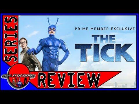 The Tick Review | Amazon Season 1 | 2016 Series