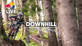 REPLAY: Crankworx deuter Downhill Innsbruck presented by Raiffeisen Club